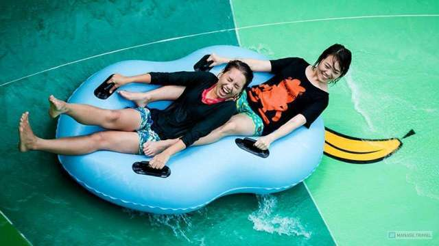 Аквапарк Amazone Cartoon Network Water Park