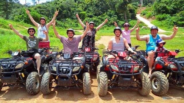 Квадроциклы на Пхукете: Экскурсия | Аренда | Сафари | Стоимость -  alpha.travel
